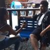 Interview mit CHIMA EDE auf dem PULS Open Air 2017