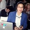 Phóng viên thường trú Đài truyền hình Việt Nam tại Nga Phan Vũ Nhật Linh nói: