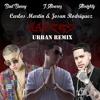J Alvarez Ft. Bad Bunny & Almighty - Haters (Josan Rodriguez & Carlos Martin Urban Remix)