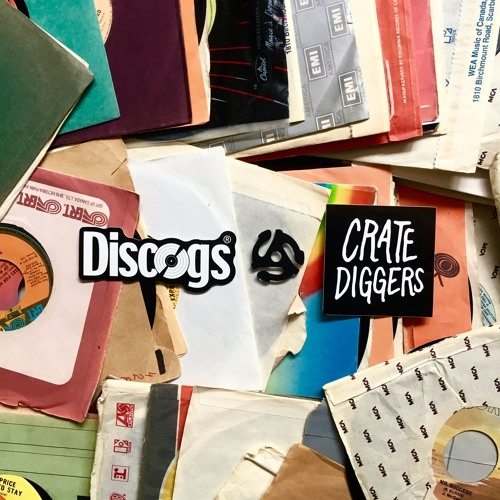 Discogs x Crate Diggers Live Funk 45 Mix Pt. 1 (Free Download)