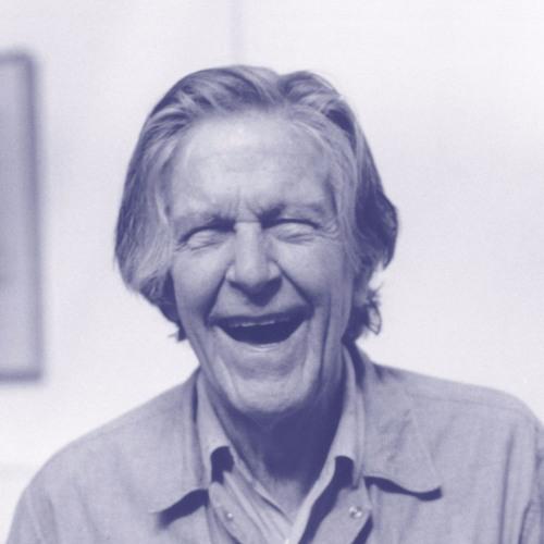 John Cage Laughing