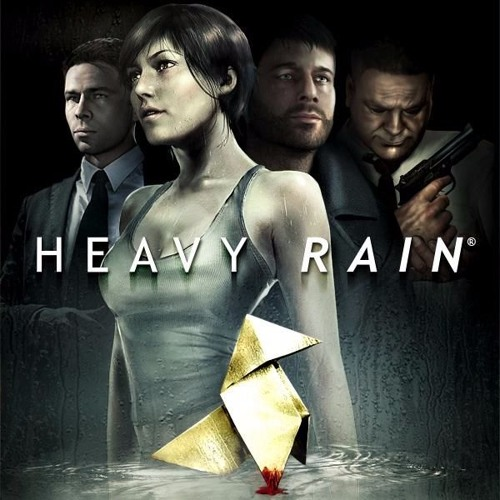 Normand Corbeil - Heavy Rain (Original Soundtrack from the Video Game)