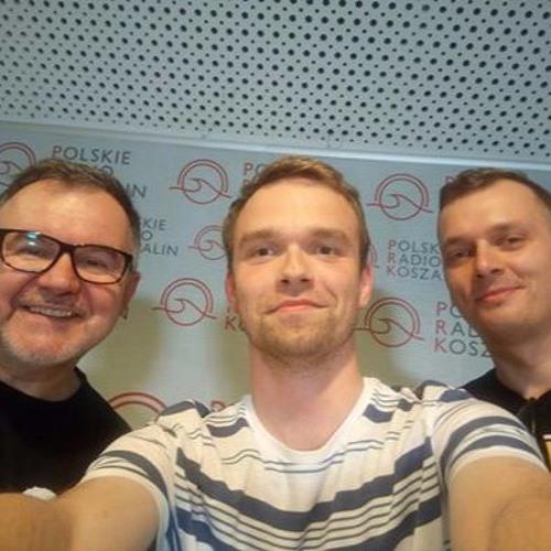 17.06.2017 Rapnejszyn, Polskie Radio Koszalin, Hirek Wrona i Dawid Bartkowski