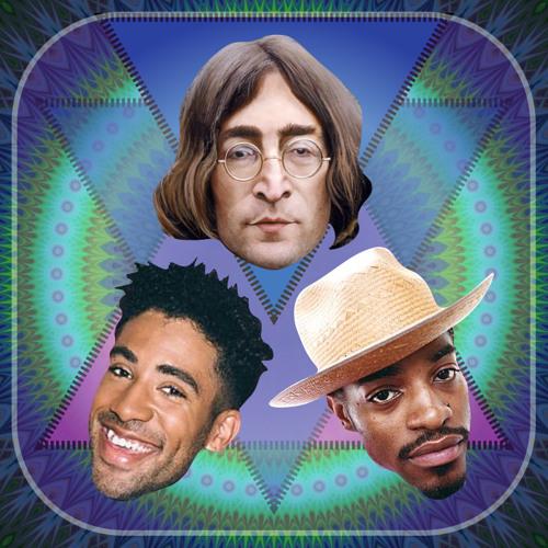 KYLE vs. Andre 3000 vs. John Lennon - I Spy With My Imagination (Wick-it Mashup)