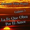 Download Parte 2, La Fe Que Obra Por El Amor, Faith Works By Love, Terry Petersen, 062017, CDMX Mp3