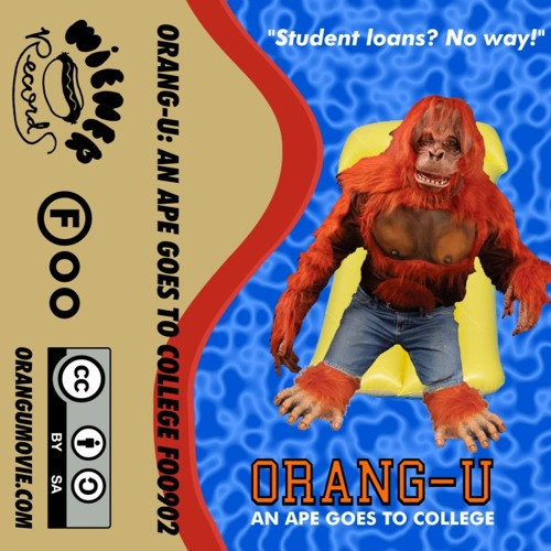 Orang-U: An Ape Goes To College (soundtrack)