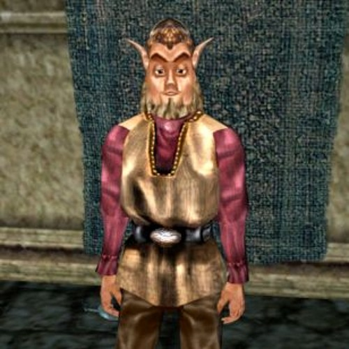 Bosmer [Wood Elf] Read (Aengoth the Jeweler)