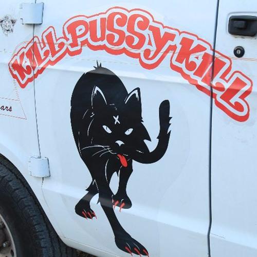 Kill Pussy Kill - SUPERSUPERSTAR -