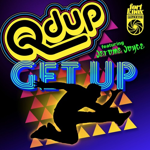 Get Up feat. Jerome Joyce