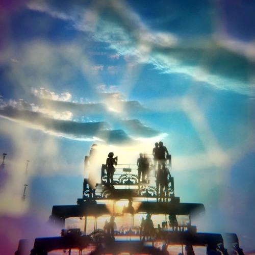 WAYNE ELLIS ~ Afrikaburn 2017 / The SPIRIT Train / Thursday / 18H00-20H00