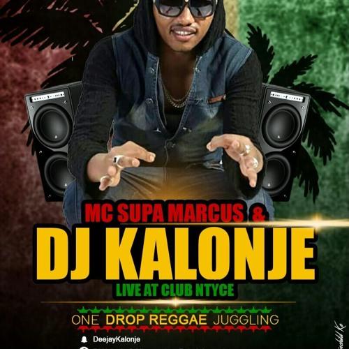 DJ KALONJE - LIVE MIXX CLUB NTYCE MC SUPA MARCUS by deejay kalonje