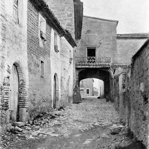 Núcli antic del Bruc - Castellano