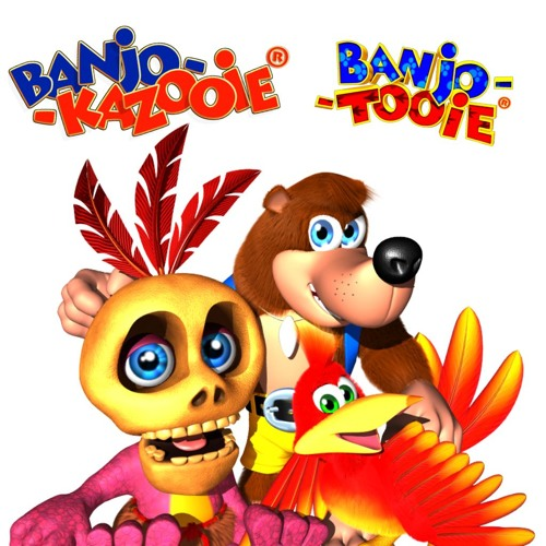 Banjo Kazooie Tooie Soundfont Nintendo 64 Official 2017 by