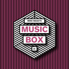 Mike Mago - Music Box 025 2017-06-22 Artwork