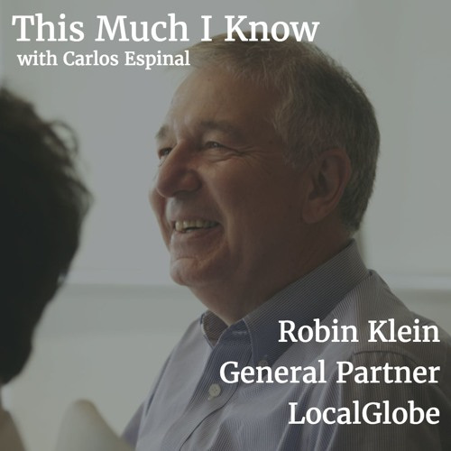 LocalGlobe's Robin Klein on founder-market fit and the future of European venture