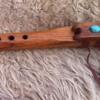 Flute ( 22,6) Teak, F#, 432 Hz