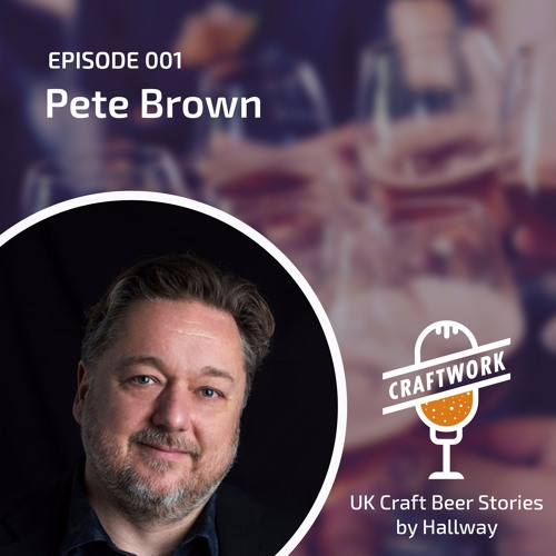 E001 - Pete Brown on how to stand out in a crowded market, and his new book.