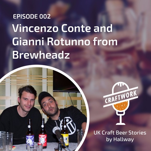 E002 - How the Brewheadz founders went from restaurant staff to brewery owners