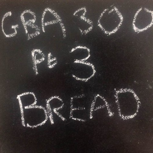 GBA 300  Extra - Bread