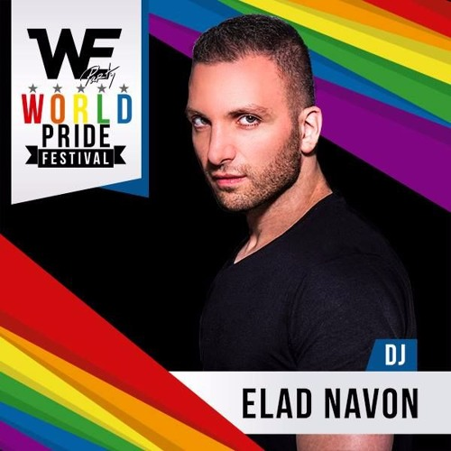 Elad Navon - WE World Pride Madrid 2017 Podcast