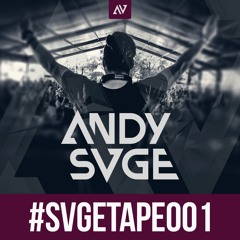 #SVGETAPE001 by ANDY SVGE