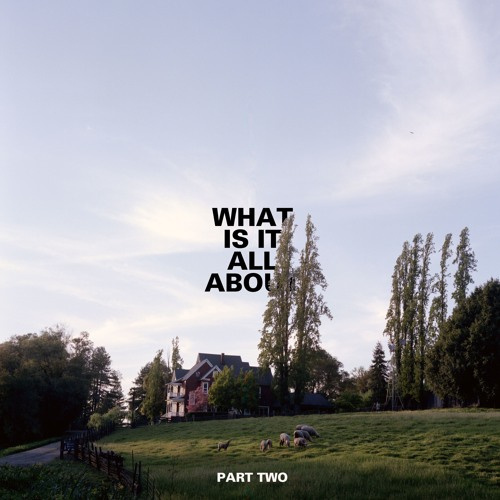 Ep. 017 — What Is It All About (II of III)