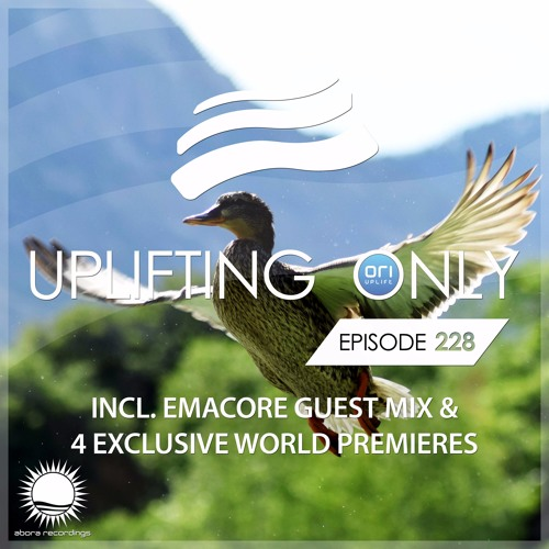 Uplifting Only 228 (incl. Emacore Guestmix) (June 22, 2017)