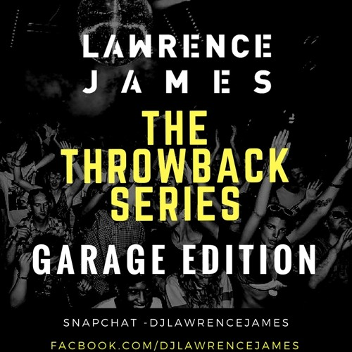 The THROWBACK Series - Garage Edition