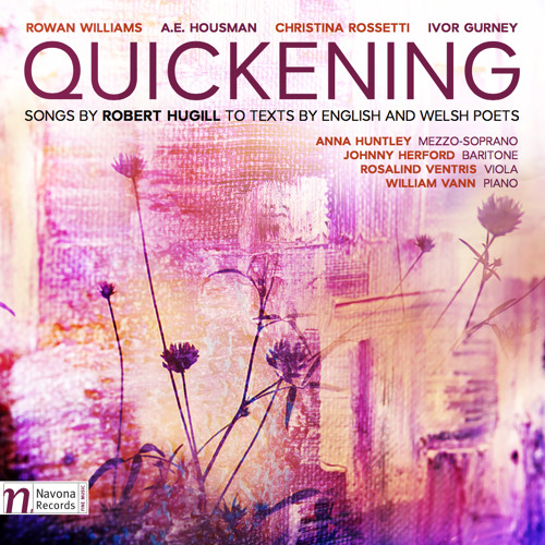Robert Hugill - Four Songs to texts by Ivor Gurney : Song and Pain