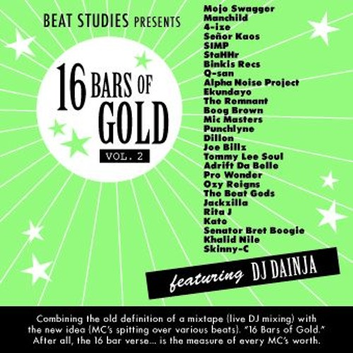 16 Bars Of Gold Vol 2