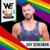 We Party Icon - World Pride Madrid By Guy Scheiman
