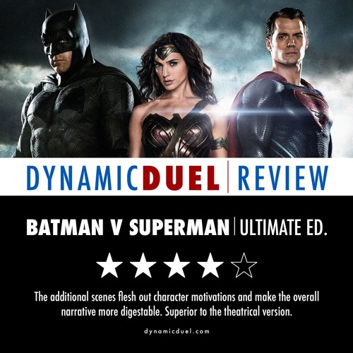 Batman v Superman Ultimate Edition Review