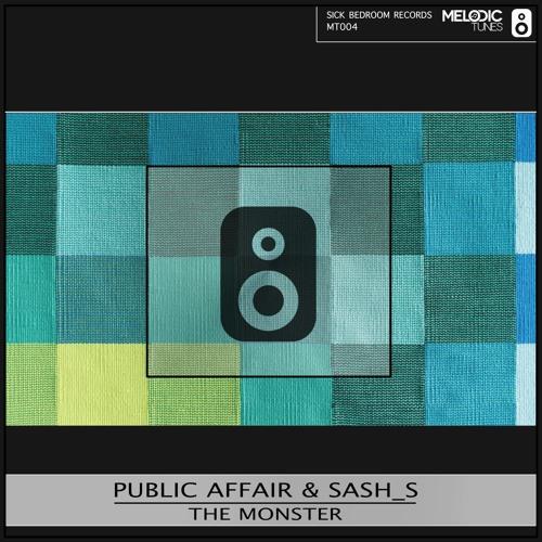 Public Affair & Sash_S - The Monster (Original Mix)
