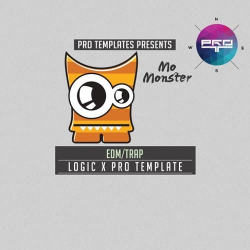 Mo - Monster Logic X Pro Template