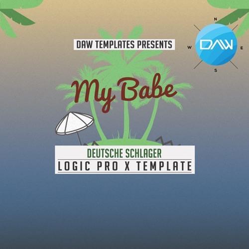 My Babe Logic Pro X Template