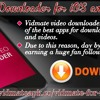 Vidmate Downloader For IOS And IPhone