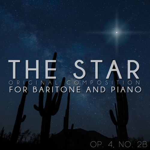 The Star: for Baritone and Piano
