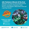 132: Pakistan's Miracle at the Oval