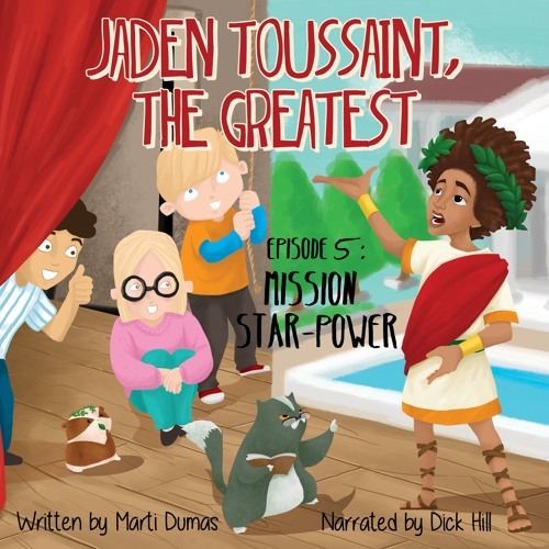 Preview- Jaden Toussaint, the Greatest Episode 5: Mission Star-Power