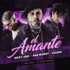 Nicky Jam Ft Ozuna Y Bad Bunny  - El Amante Remix