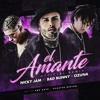 El Amante Remix Nicky Jam Ft Ozuna Y Bad Bunny Original Faredormusic Net Mp3