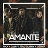 El Amante Remix - Nicky Jam Ft. Bad Bunny y Ozuna