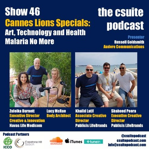 Show 46 - Art Technology & Health; Malaria No More