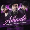 Nicky Jam Ft Bad Bunny & Ozuna - El Amante (Oficial Remix)