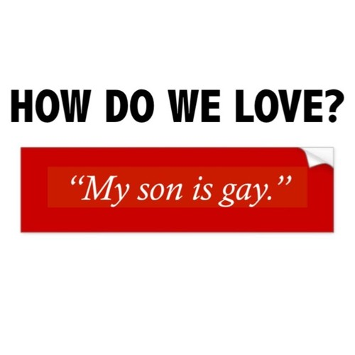 """My Son is Gay"" 