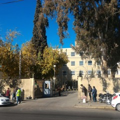 Puerta Estacionamento De Hospital Rawson(San Juan Capital)