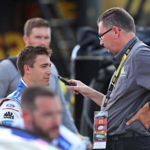 Ty Majeski previews his 1st NASCAR Xfintity start