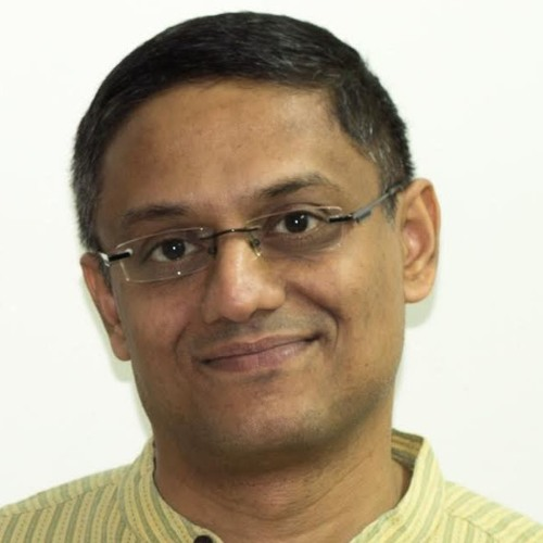 Candid Conversations with Curious People - Innovation - Vinay Dabholkar