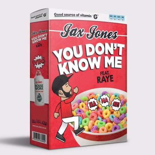 Jax Jones - You Don't Know Me (Gerben Brouwer Rework)