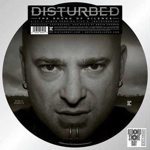 disturbed sound of silence free download
